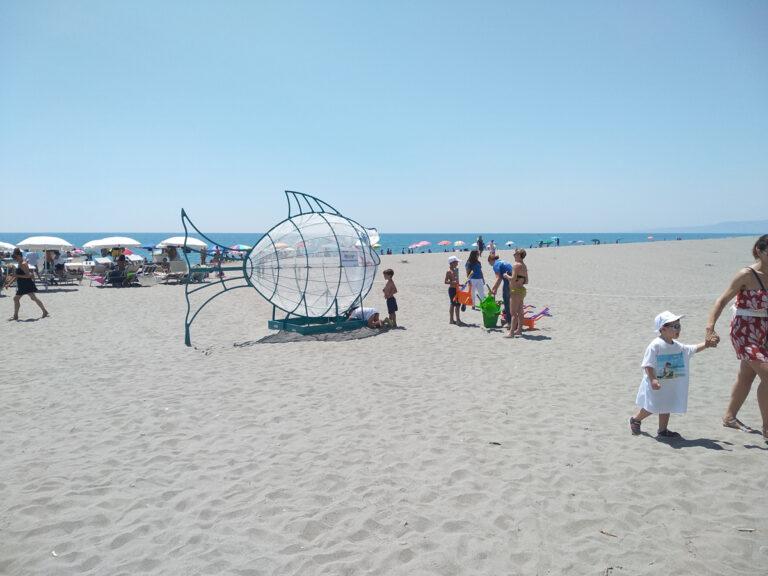 Operazione Spiaggia Amica. Educazione ambientale